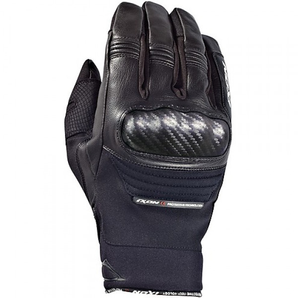 Ixon Rs Wet HP Waterproof motorcycle Gloves Sports Black