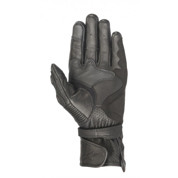 Alpinestars SP-2 V2 leather gloves black