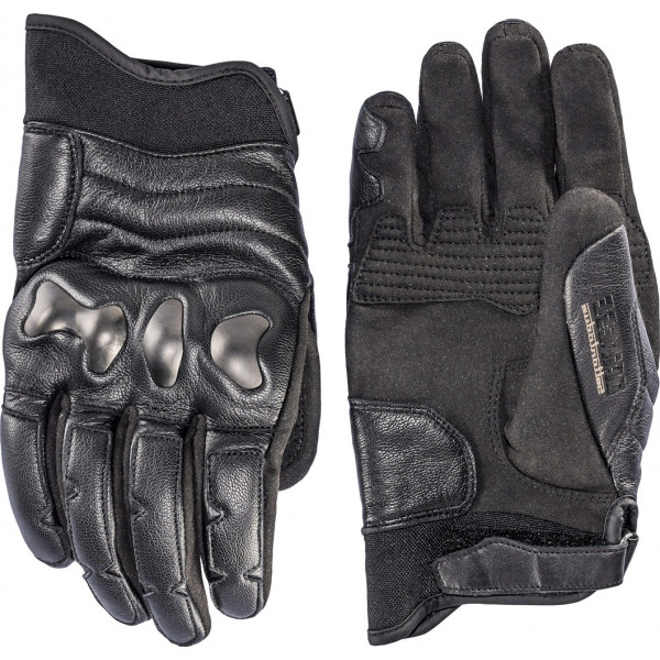 Dainese72 ERGO72 leather GLOVES Black