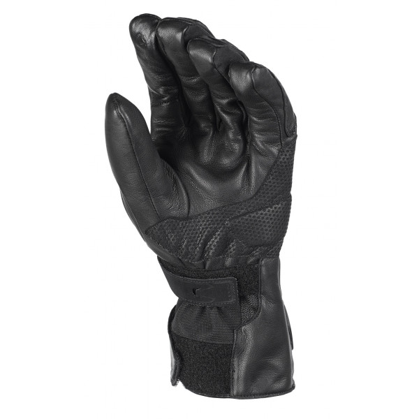 Macna leather and fabric gloves Exile RTX black