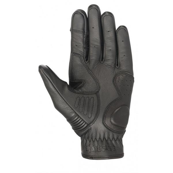 Alpinestars CRAZY EIGHT leather summer gloves black black
