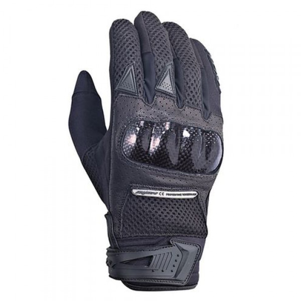 Ixon Rs Combat HP motorcycle Gloves Black