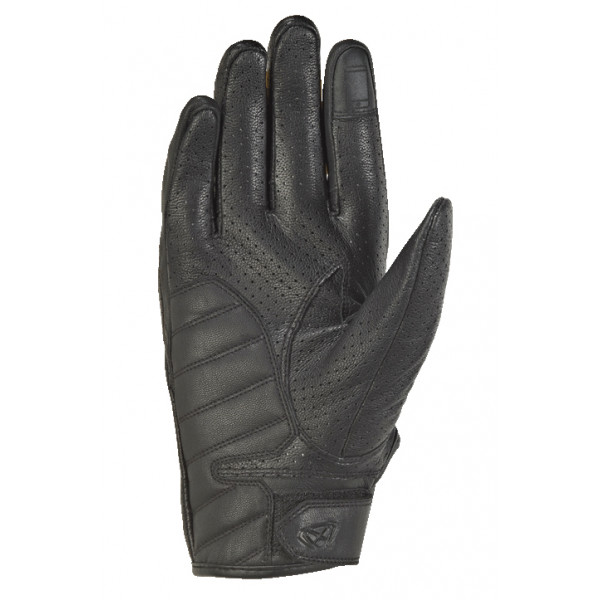 Ixon RS Cruise Air 2 summer leather gloves Black