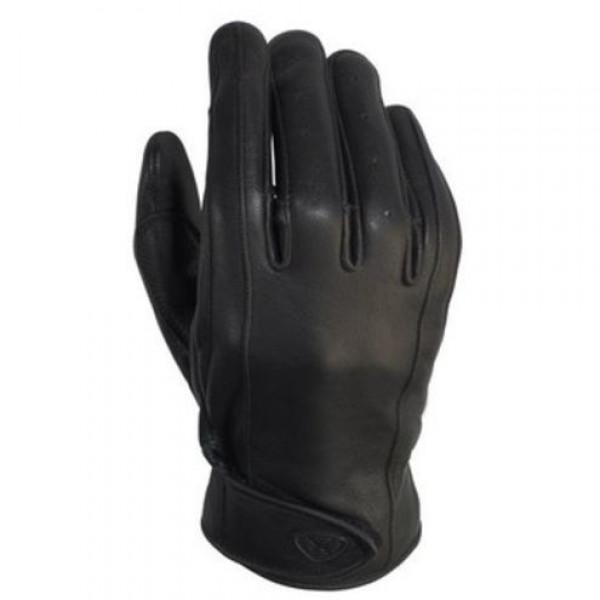 Ixon RS Cruize Vx Summer Leather Gloves Black