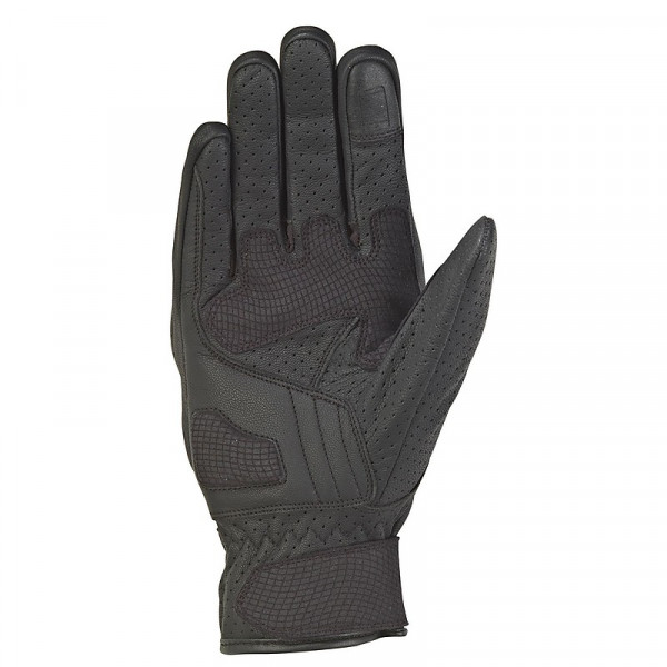 Ixon RS HUNT AIR 2 leather summer gloves Black
