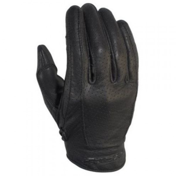 Ixon RS Sun Air Summer Leather Gloves Black