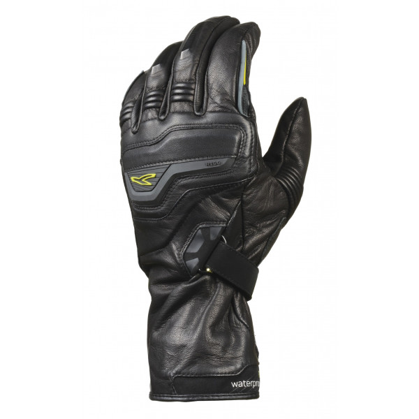 Macna leather summer gloves Rapier RTX WP black