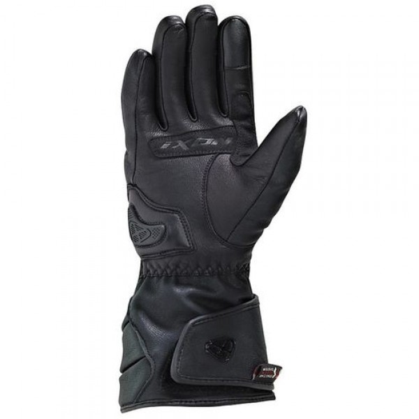 Ixon Pro Mount HP Winter motorcycle Leather Gloves