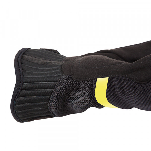 Tucano Urbano Penna gloves Black Fluo Yellow