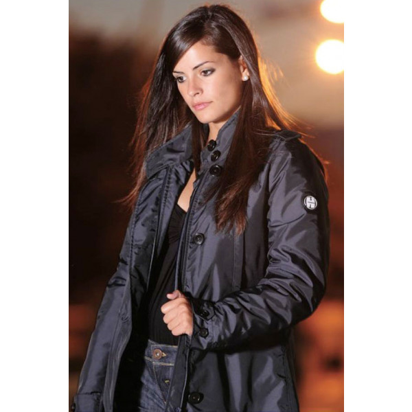 Humans Wall Street woman jacket Navy