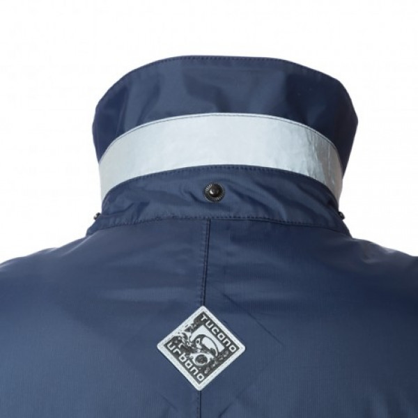Tucano Urbano Indro techno rain jacket dark blue