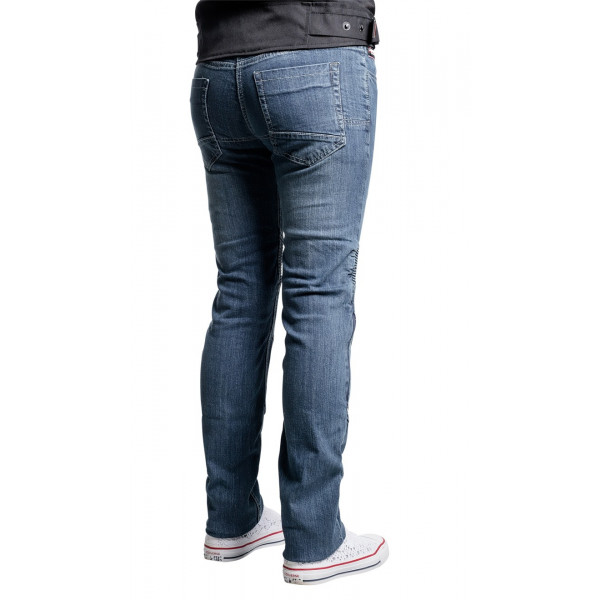 Jeans moto donna Befast Iron Tech Lady