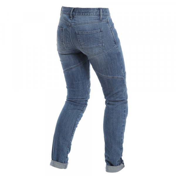Dainese AMELIA SLIM LADY jeans medium denim