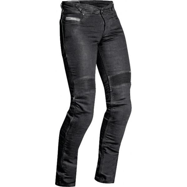Ixon DENERYS motorcycle women's jeans grey