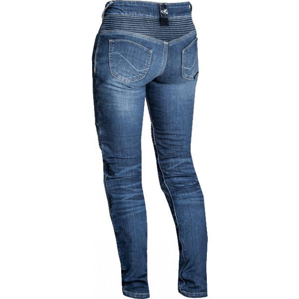 Ixon DENERYS motorcycle women's jeans stonwash
