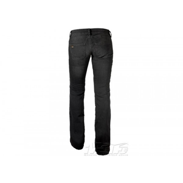 Motto woman jeans Kira X with Kevlar grey