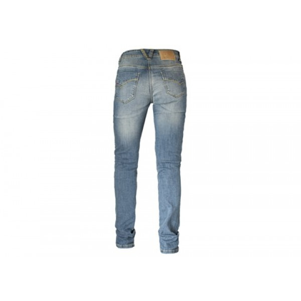 Motto woman jeans Stella with Kevlar blue
