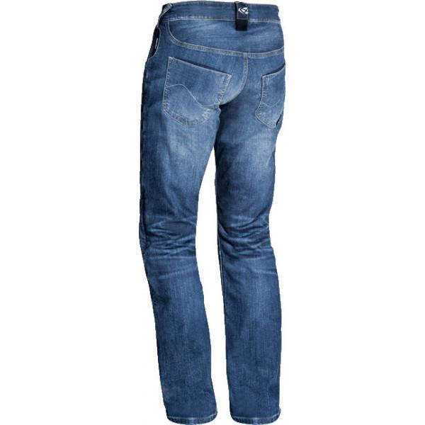 Ixon BUCKLER motorcycle jeans stone wash