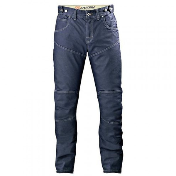 Ixon Jack motorcycle Jeans Navy Blue