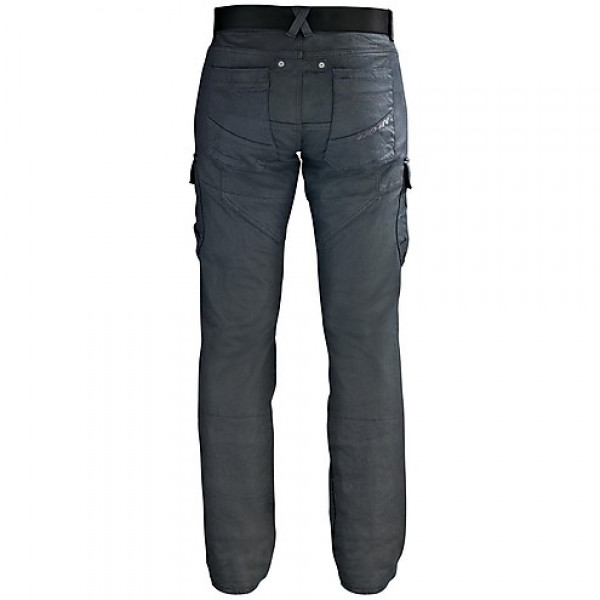 Ixon Owen motorcycle Jeans Black