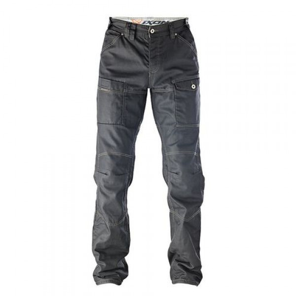 Ixon motorcycle Pants Jeans Sawyer Blacks With Kevlar Protections