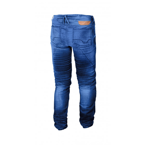 Macna jeans Stone with Kevlar reinforcements medium blue