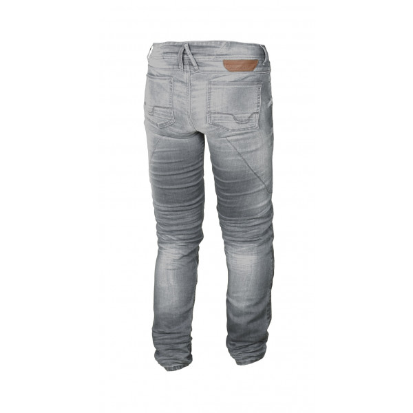 Macna jeans Stone with Kevlar reinforcements grey
