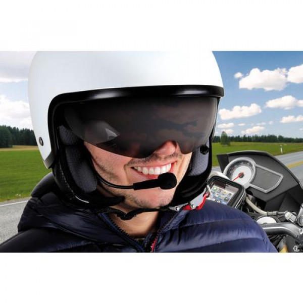 Lampa Talk Mate 10 Bluetooth earphone for helmets single