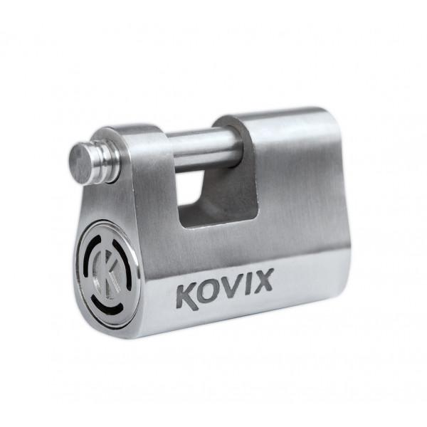 Kovix padlock with alarm Kovix KBL12 pin 12mm steel