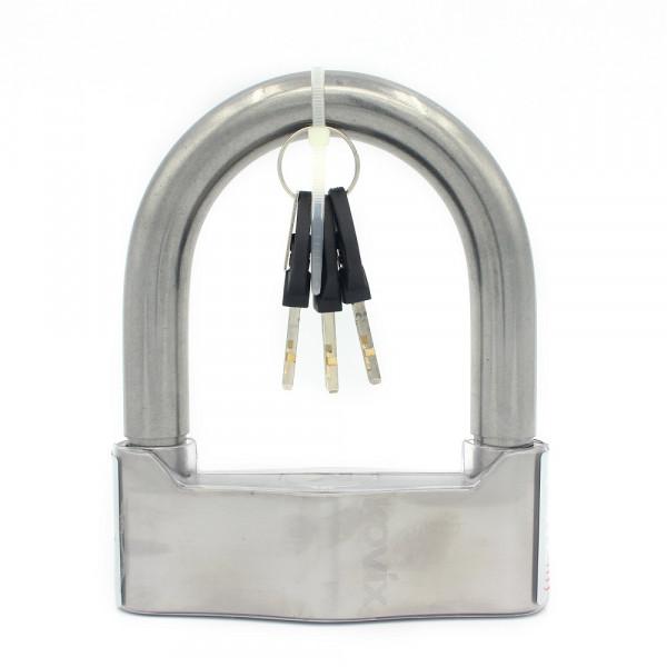 Kovix padlock KSU stainless steel 18mm 102mm U