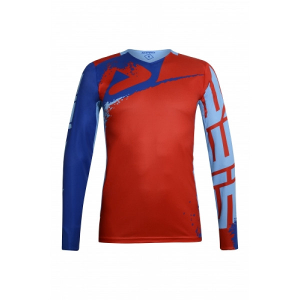 Acerbis Special Edition Seiya cross jersey Red Blue