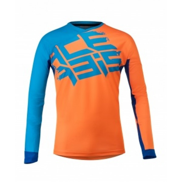 Acerbis Special Edition Thunder cross jersey Blue Orange
