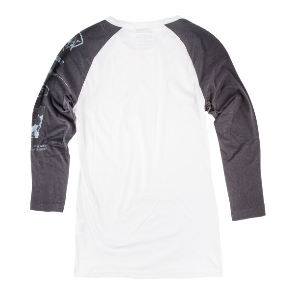 Dainese72 THUNDER72 jersey White Black