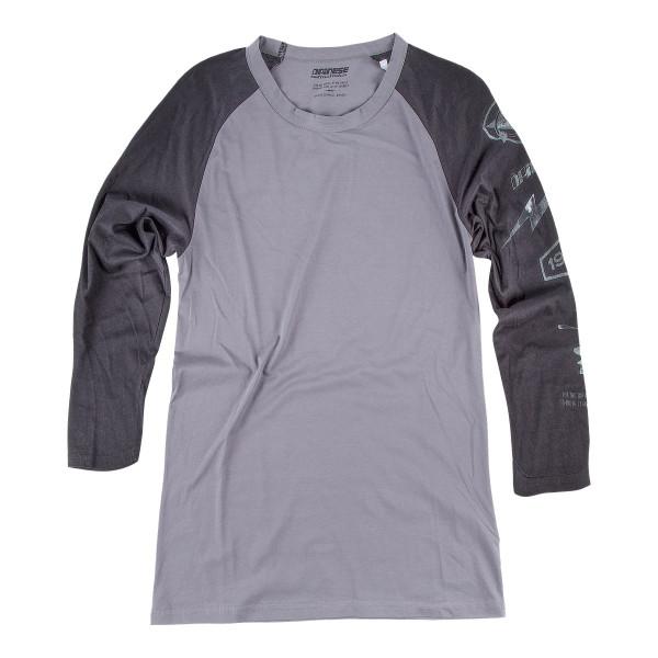 Dainese72 THUNDER72 jersey Grey Black