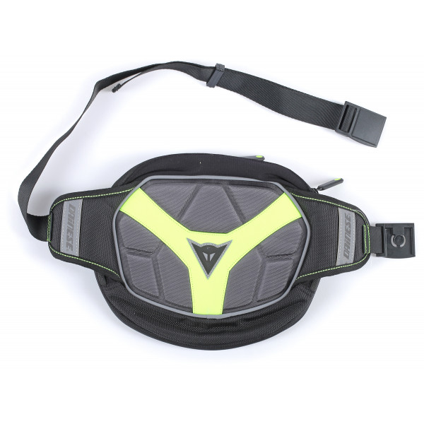 Dainese D-Exchange Large Pouch balck anthracite yellow fluo
