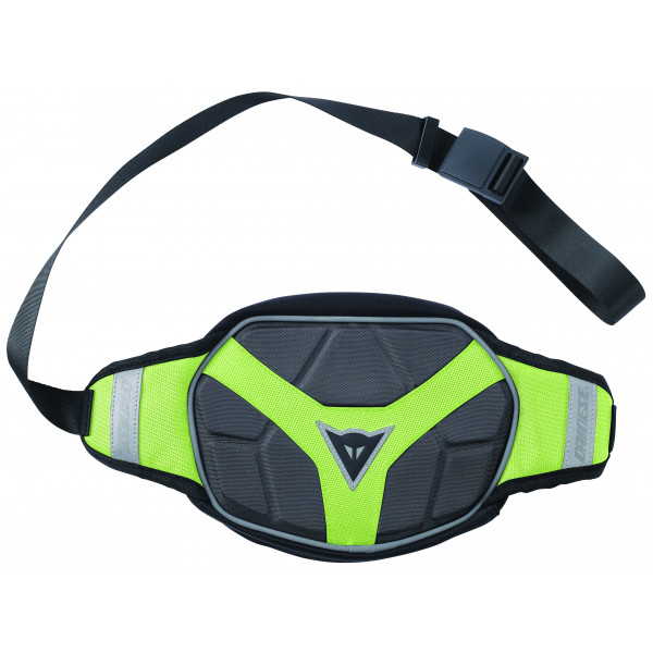 Dainese D-Exchange Small Pouch black anthracite yellow fluo