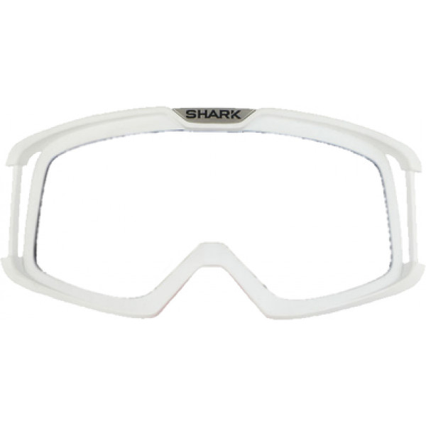 Shark goggles for Vancore white frame