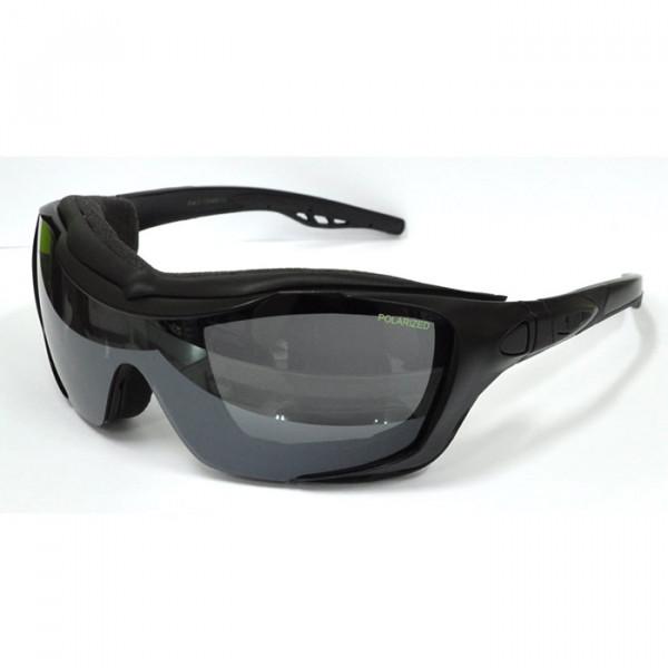 Motorcycle goggles Baruffaldi An May black