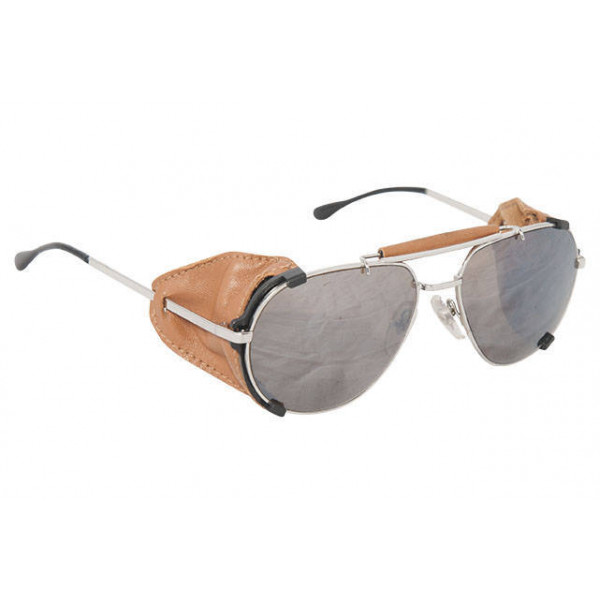 Motorcycle goggles Baruffaldi Annapurna Leather