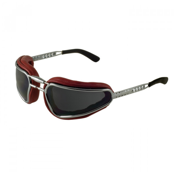Motorcycle Eyewear Small Red Rider Imperial Red Rider