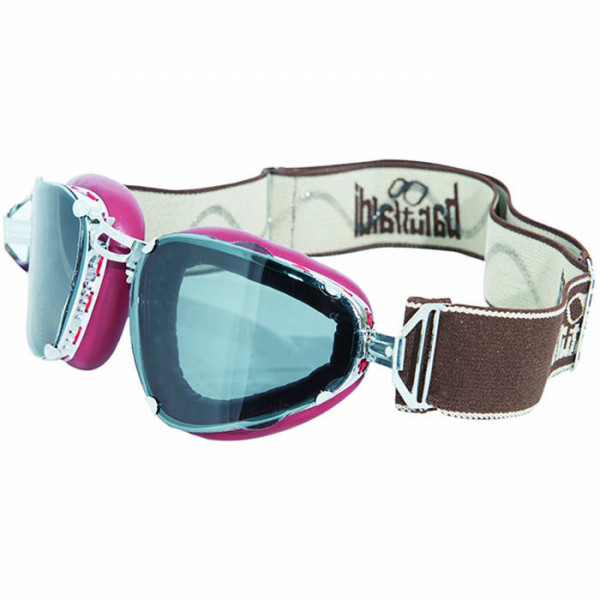 Motorcycle goggles Baruffaldi Senior Imperial Red