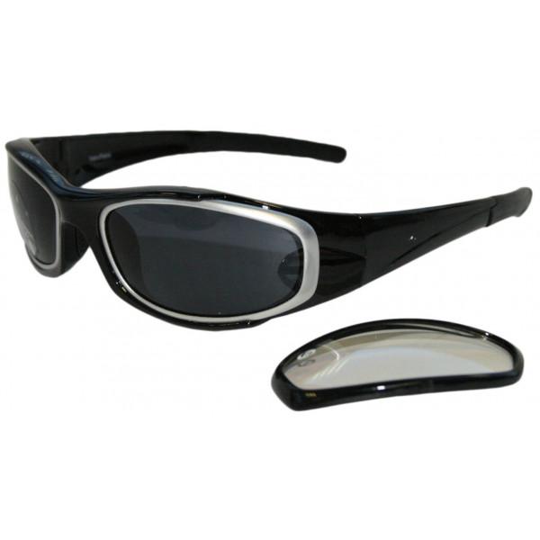 Black Taeg Barbells Glasses