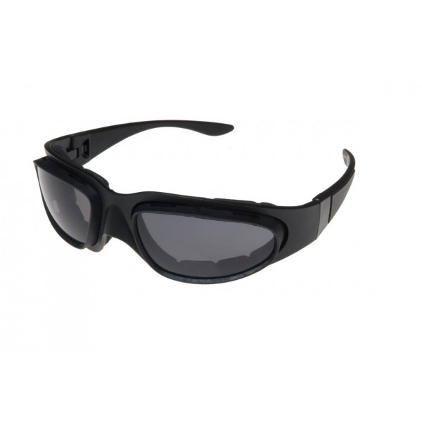 Black WindTini Baruffaldi bike goggles