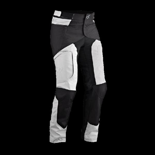 Pantaloni moto Ixon CROSS AIR grigio nero
