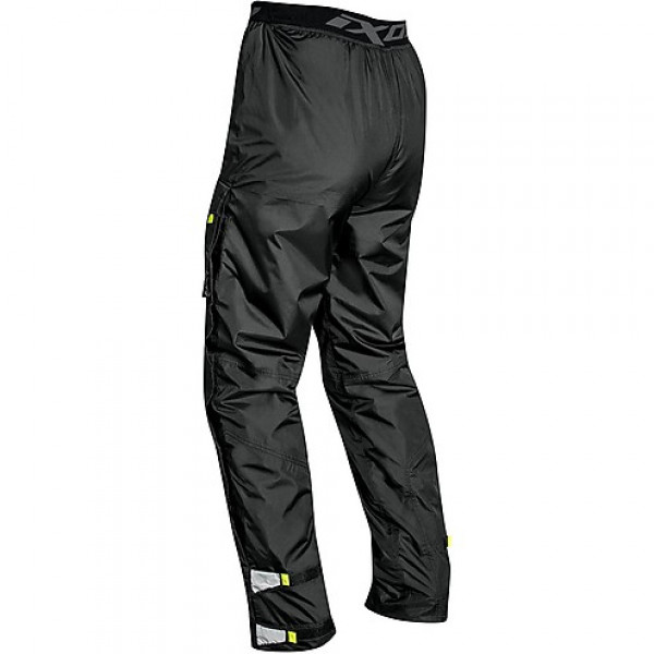 Ixon SUTHERLAND waterproof trousers black yellow