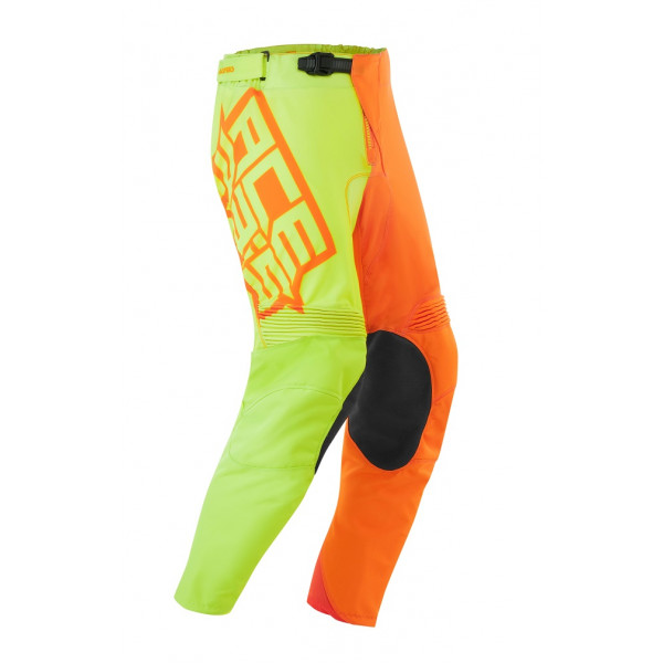Acerbis Special Edition Eclipse cross trousers Fluo Yellow Fluo Orange