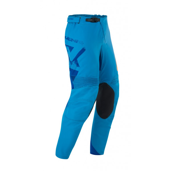 Acerbis Special Edition Thunder cross trousers Blue Orange