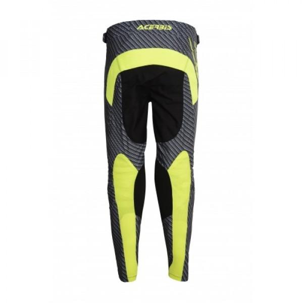 Acerbis Titanium Flex cross trousers Grey Fluo Yellow