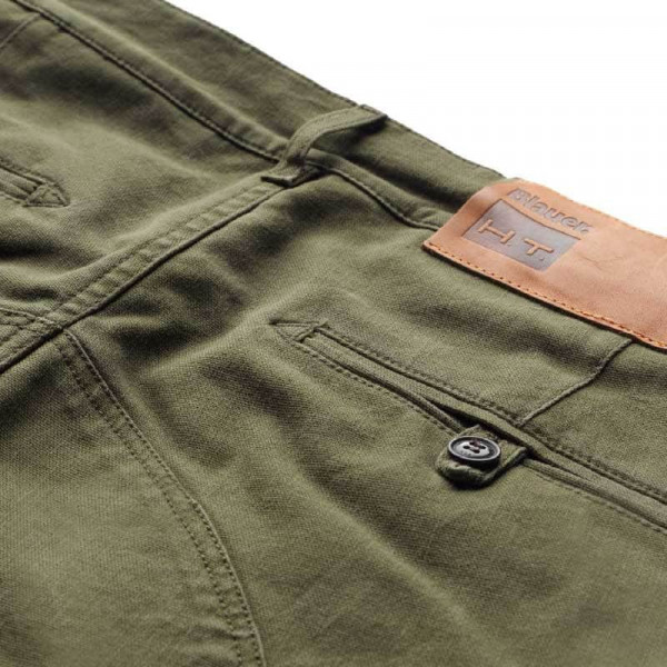 Blauer trousers Stuart Cargo Canvas green