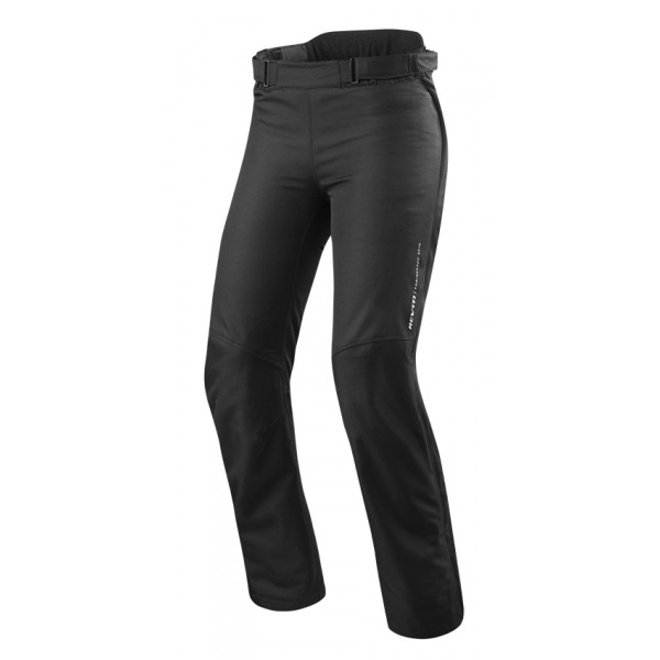 Rev'it Varenne Ladies woman touring short trousers Black